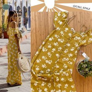 🔶🔸 BILLABONG SHOULDER SWAY DRESS 🔸🔶